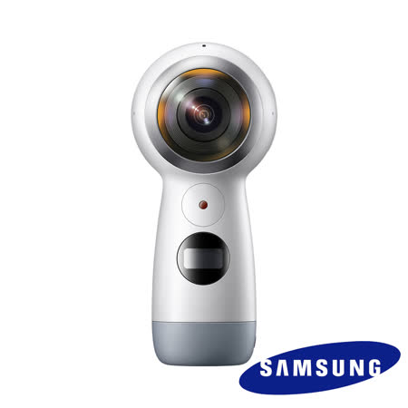 Samsung Gear 360 (2017) 全景相機 SM-R210 -送原廠戶外水桶包