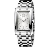 瑞士 Calvin Klein 經典方形鋼帶錶 (K4P21146)
