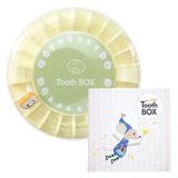 韓國Mellow乳牙保存盒-小精靈