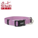 SHUZI™  愛犬守護項圈 紫 - 美國製造
