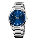 瑞士 Calvin Klein 時尚經典藍指針男錶 (K5A3114N)