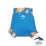 Konfidence 康飛登 NeoNappy 嬰兒游泳尿布褲(加強防漏層) - 水藍/小丑魚
