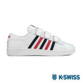 K-Swiss Hoke 3-Strap CMF 休閒運動鞋-男-白/藍/紅