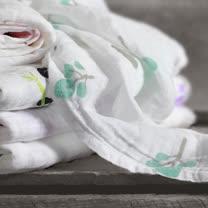 加拿大lulujo透氣純棉嬰幼兒包巾/毯-任選二件