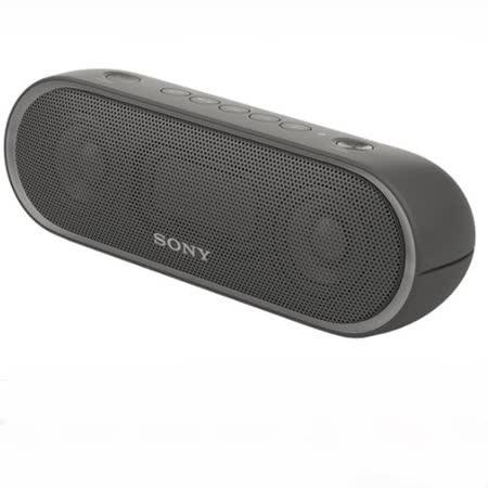 SONY SRS-XB20 防水可攜式NFC聲光藍牙喇叭,可串連