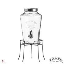 英國KILNER<br/>雞尾酒飲料桶組6L