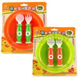 小獅王辛巴 Simba 吸盤學習餐具組
