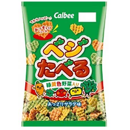 日本卡魯比 野菜餅55g