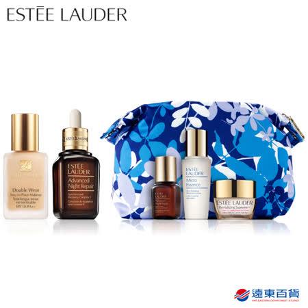 【原廠直營】Estee Lauder 雅詩蘭黛 完美持妝修護皇家組