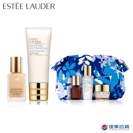 Estee Lauder 雅詩蘭黛 完美持妝修護精萃潔顏組