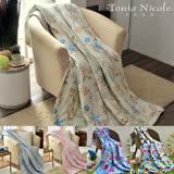 (一被一枕組)Tonia Nicole 東妮寢飾 環保印染精梳棉涼被(150x195cm)