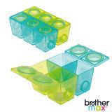 英國 Brother Max 副食品分裝盒(小號分裝盒x12+大號分裝盒x8+專用筆x4)