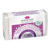 【Emma Noel 艾瑪諾耶】 歐盟BIO有機薰衣草舒緩南法香氛皂 100g(雙十一限時買一送一)