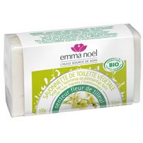 【Emma Noel 艾瑪諾耶】 歐盟BIO有機檸檬清新南法香氛皂 100g