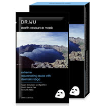 DR.WU 火山湖藍藻逆齡面膜