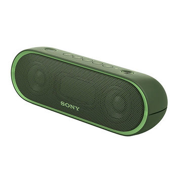 SONY SRS-XB20藍芽喇叭-綠