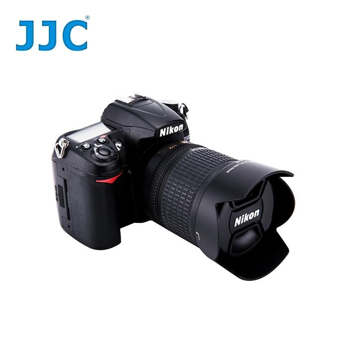 uWinka尼康副廠Nikon遮光罩HB~32遮光罩 黑色 蓮花型 UHB~32