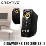 CREATIVE 創巨 GigaWorks T20 II 二件式喇叭