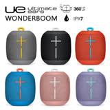 ★結帳驚喜價★羅技 UE Ultimate Ears Wonderboom 無線防水藍牙喇叭 IPX7防水 6色供選