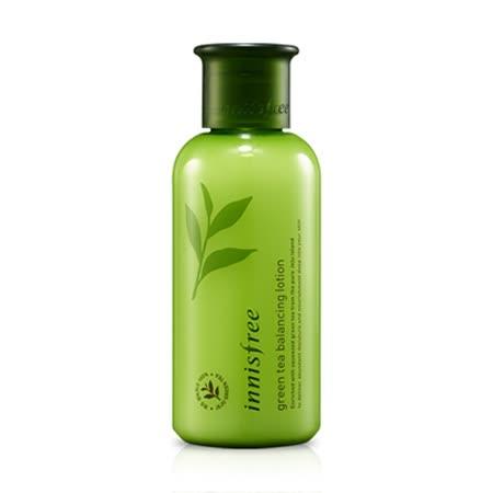Innisfree 綠茶水平衡乳液 160ml