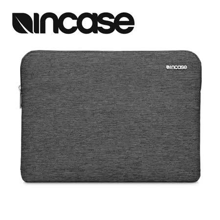 (INCASE) Slim Sleeve with Pencil Slot iPad Pro 12.9吋適用 附觸控筆插槽 簡約輕薄平板保護內袋 / 防震包 (麻黑)