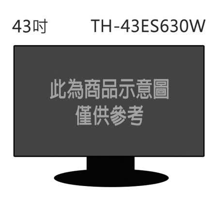 『Panasonic』☆  國際牌 43吋LED 液晶電視 TH-43ES630W