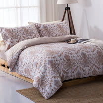COOZICASA <BR>吸濕排汗天絲兩用被床組(雙人)
