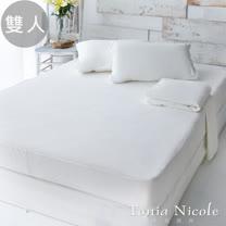 Tonia Nicole 東妮寢飾防水透氣包式保潔墊(雙人)