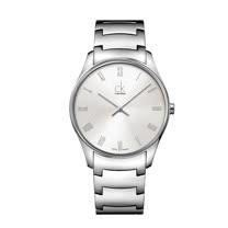 瑞士 Calvin Klein 時尚間約不鏽鋼腕錶 K4D2114Z