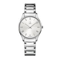 瑞士 Calvin Klein 時尚間約不鏽鋼腕錶 (K4D2214Z)