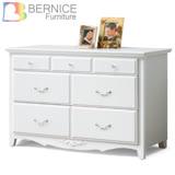 Bernice-維納斯4尺歐式古典七斗櫃/抽屜櫃/收納櫃