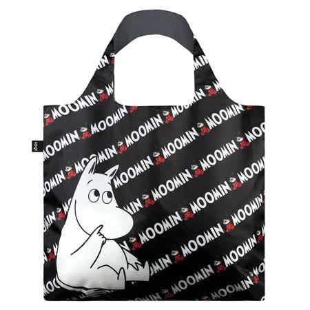 LOQl購物袋│Moomin 嚕嚕咪