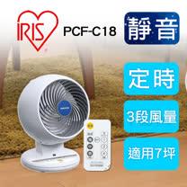 IRIS PCF-C18 定時氣流循環扇(公司貨)