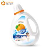 【橘子工坊】天然濃縮洗衣精2200mlx6瓶/箱-高倍速淨