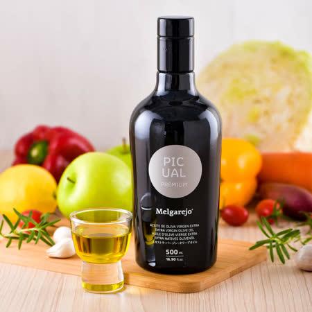 【梅爾雷赫】Picual 皮夸爾extra virgin頂級初榨橄欖油 500ml
