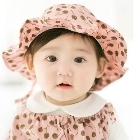 Double Love母嬰同室 韓版寶寶防曬童帽 (帽圍48-50cm)【JD0047】