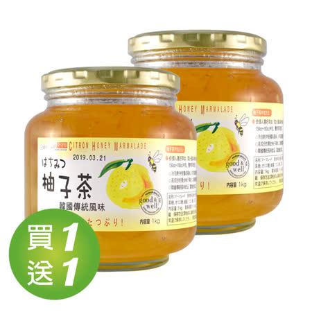 韓國進口<br>蜂蜜柚子茶 1000g