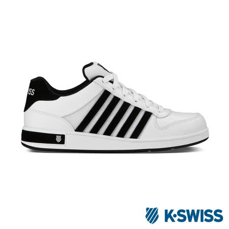 K-Swiss Thelen運動休閒鞋-男-白/黑