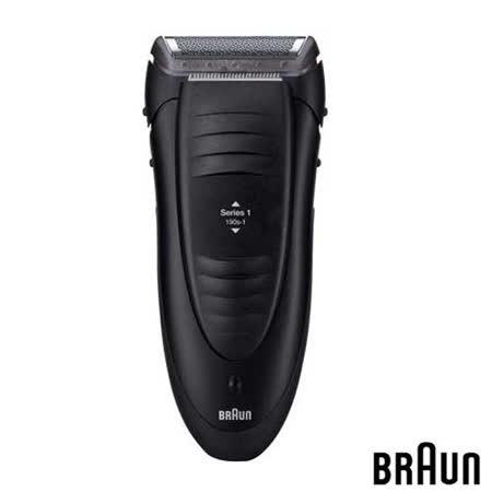 【德國百靈BRAUN】精準水洗式電鬍刀 190s