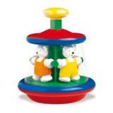 【英國 ambi toys】熊熊的旋轉木馬