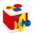 【英國 ambi toys】寶寶配對箱