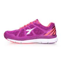 (女) DIADORA 慢跑鞋-路跑 紫粉橘