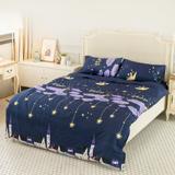 Lemon Tree《夜空之美》加大兩用被床包四件組