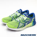 SKECHERS (男) 跑步系列 GO MEB RAZOR - 54119GRBL