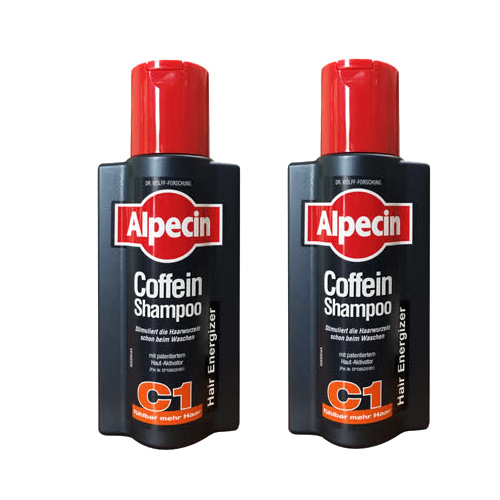 Alpecin 咖啡因洗髮露C1 250ml 2入組