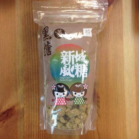 【新城風糖】手作烏糖薑茶粉1包(每包300G)(含運)