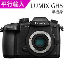 Panasonic LUMIX GH5 單機身*(平輸)-送強力大吹球+細毛刷+拭鏡布+清潔液組+保護貼