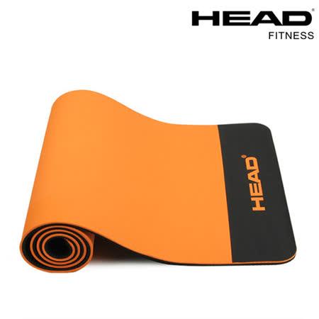 【HEAD 海德】专业瑜珈垫/运动垫 12mm