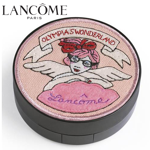 Lancôme蘭寇 X Olympia Le Tan_夢幻樂園~激光煥白輕感氣墊粉餅盒