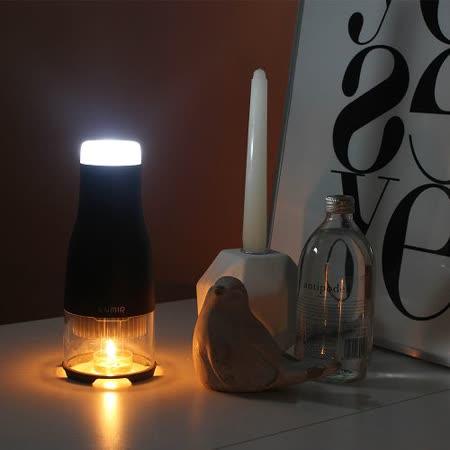 【韓國 Lumir】蠟燭節能LED氣氛燈 (黑) – MOOD白光
